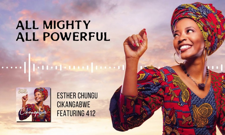 Photo of Esther Chungu ft. 412 – Cikangabwe (Lyric Video)