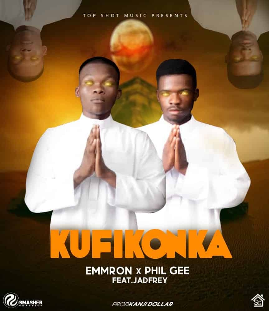 Emmron x Phil Gee ft. Jadfrey - Kufikonka