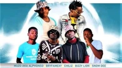 Jrex ft. Muzo Aka Alphonso, Bizzy Lion, Bryfamexy, Snom Dee & Chiliz - Chafibemba