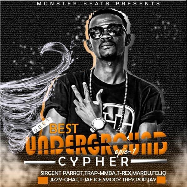 Monster Beats - Best Underground Cypher 2021 Epic 1