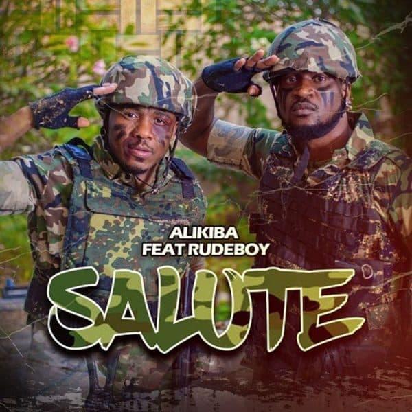"Alikiba Ft. Rudeboy - Salute ""Mp3 Download"""