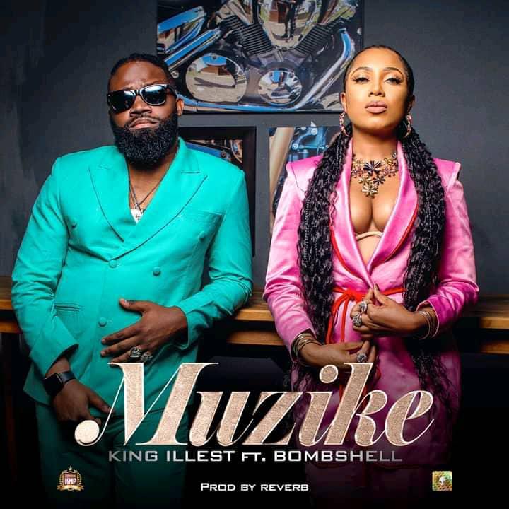 "King illest ft. Bombshell – Muzike ""Mp3 Download"""