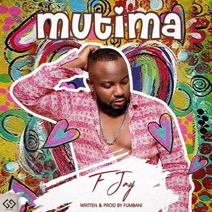 "F Jay - Mutima ""Mp3 Download"""