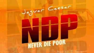 Jaguar Caesar - Never Die Poor