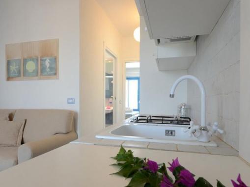 cucina appartamento borgo rio favara