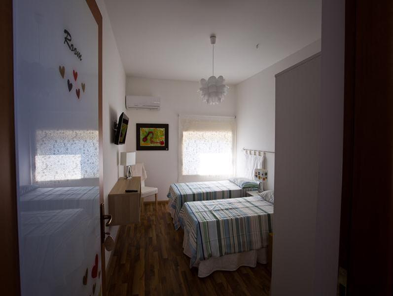 Camera cinque del B&B a Licodia Eubea