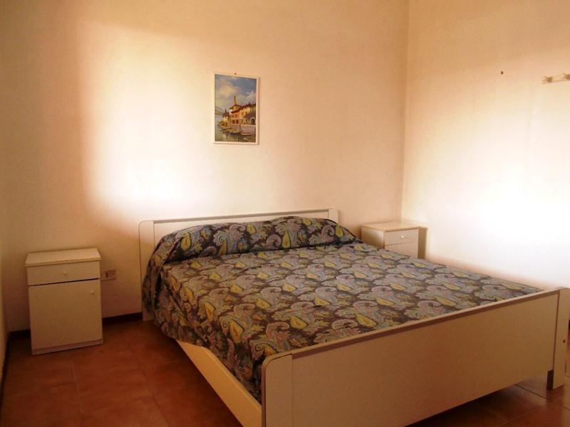 camera da letto bilocale villaggio isola blu marzamemi