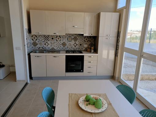 cucina grey house marina