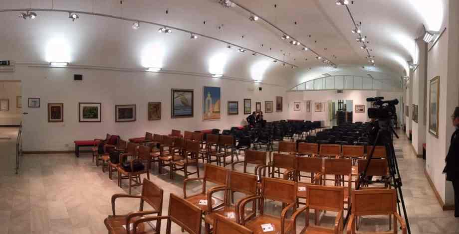 """Pinacoteca """"Nunzio Sciavarrello"""" - Bronte, (CT)"""