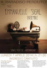 Emmanuelle Sigal   Israele