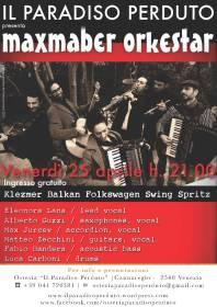 Maxmaber Orkestar   Italia