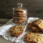 Biscotti alla frutta secca