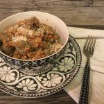 Gnocchi di grano saraceno e patate al ragù tradizionale