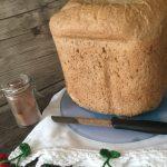 Pane integrale alla cannella