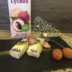 Semifreddo ai lychee