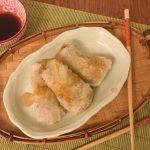 Involtini di carta di riso a modo mio e le ricette svuota frigo