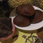 Pangoccioli al doppio cioccolato