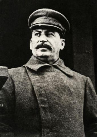 Josif Stalin, Presidente del Consiglio dei Ministri dell'URSS, successore di Lenin