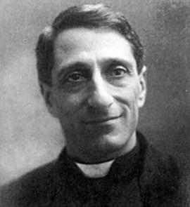 Don Luigi Sturzo, fondatore del Partito Popolare Italiano