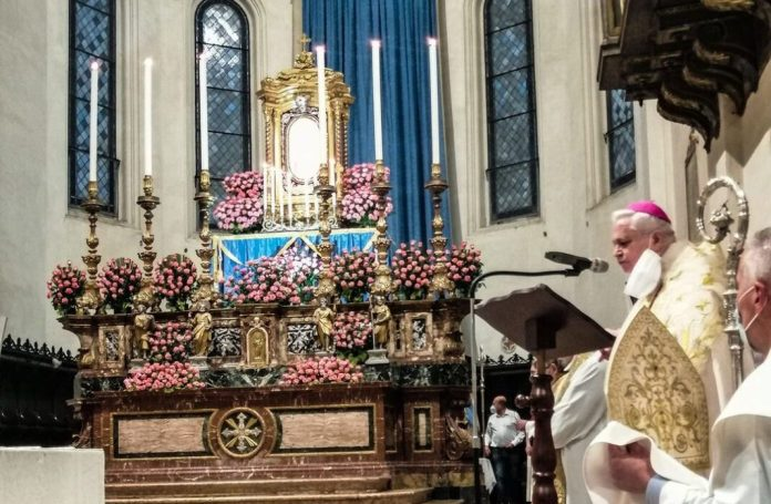 Beata Vergine Grazie in Cattedrale 2