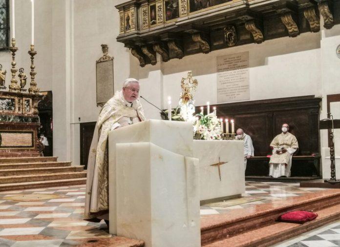 Corpus Domini vescovo