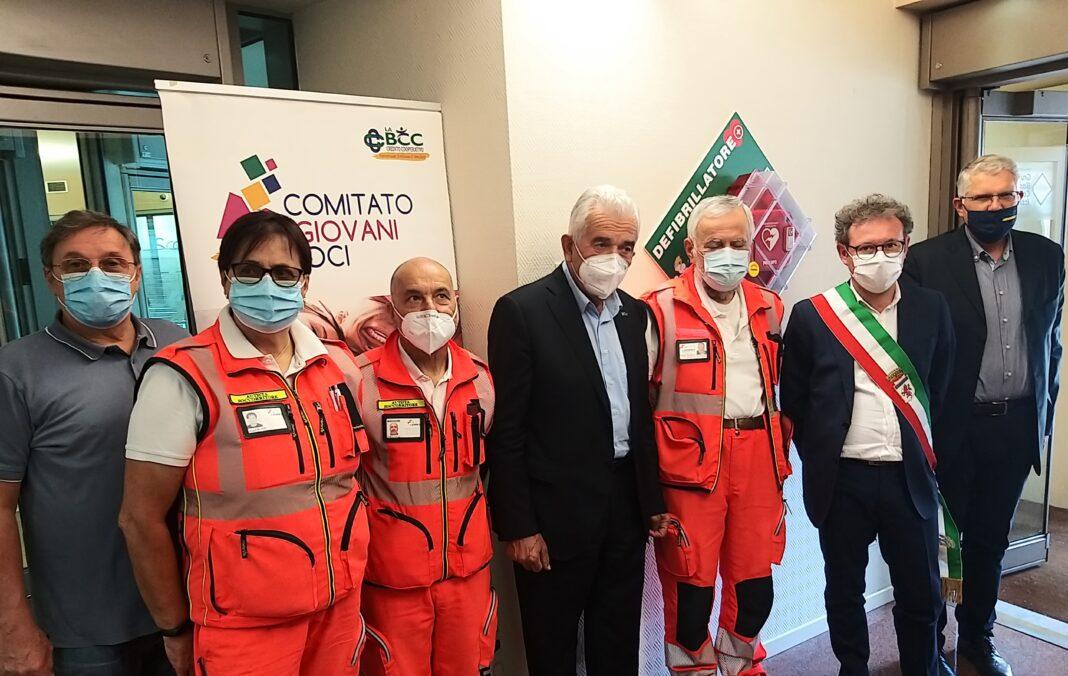 defibrillatore La Bcc