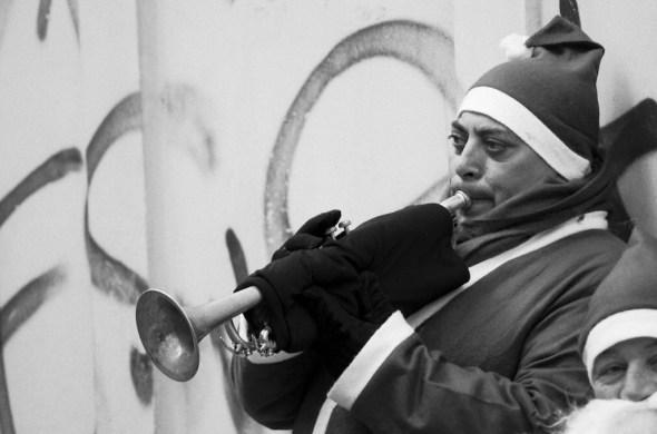 Christmas Jazz. Como, Dicembre 2013