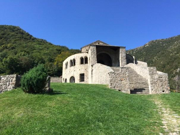 San Pietro al Monte (the church)