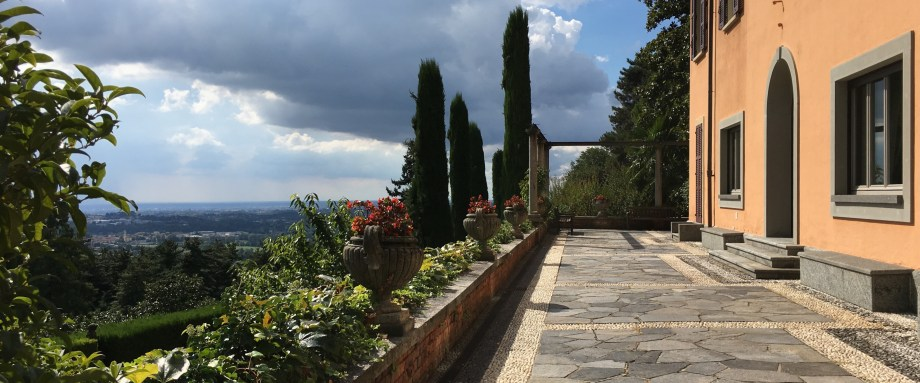 South Terrace of Poggio Verde
