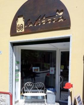 GE latteria entrance