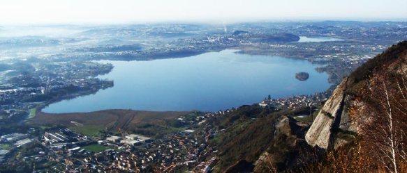 Lago Pusiano view