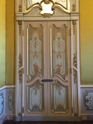 A door on the 2nd floor