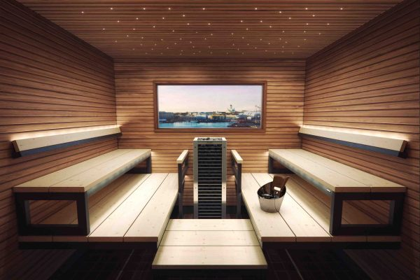 Sauna Room and Steam Room Suppliers in Dubai l Spa Bath ...