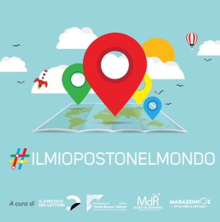 #ilmiopostonelmondo