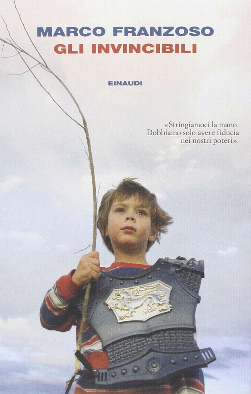 Marco Franzoso, Einaudi