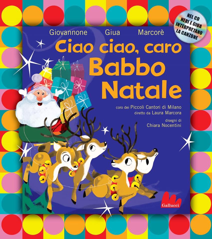 Babbo Natale Canzone.Pier Mario Giovannone Ciao Ciao Caro Babbo Natale Il Posto