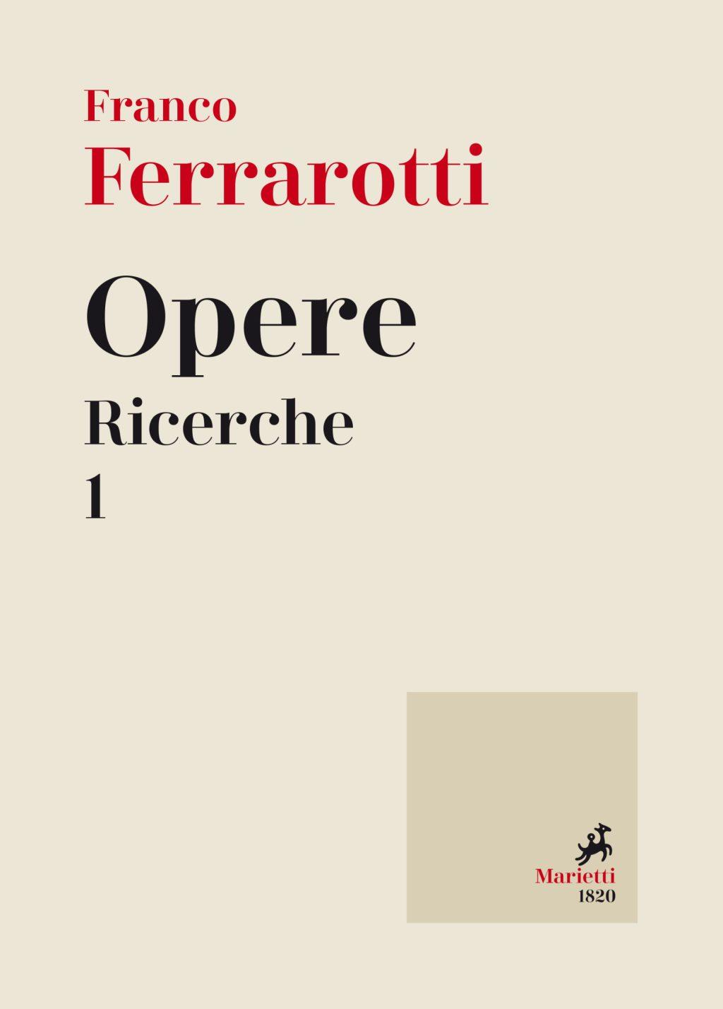 Franco Ferrarott