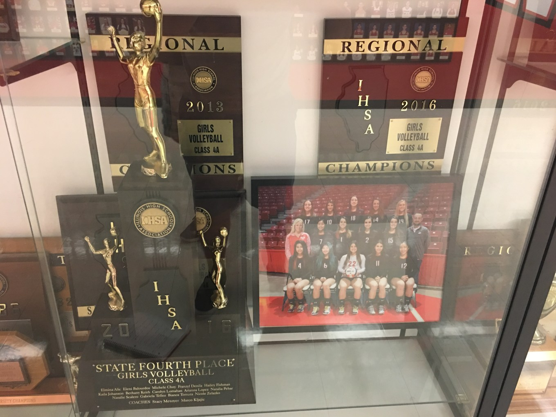IHSA trophy