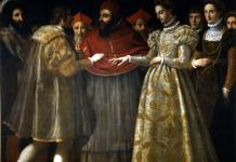 Caterina e Cosimo