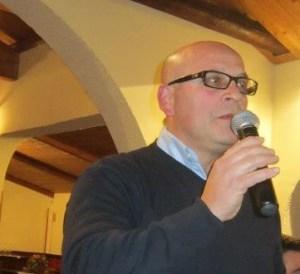 ritaglio sindaco di Bianchi,Tommaso Paola
