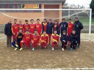 Garibaldina 2014-15