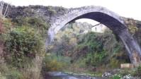 Via Popilia, ponte epoca romana sul fiume Savuto