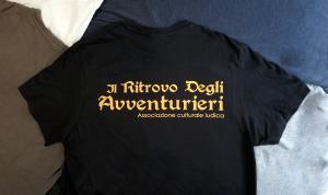 Arrivano le nuove magliette