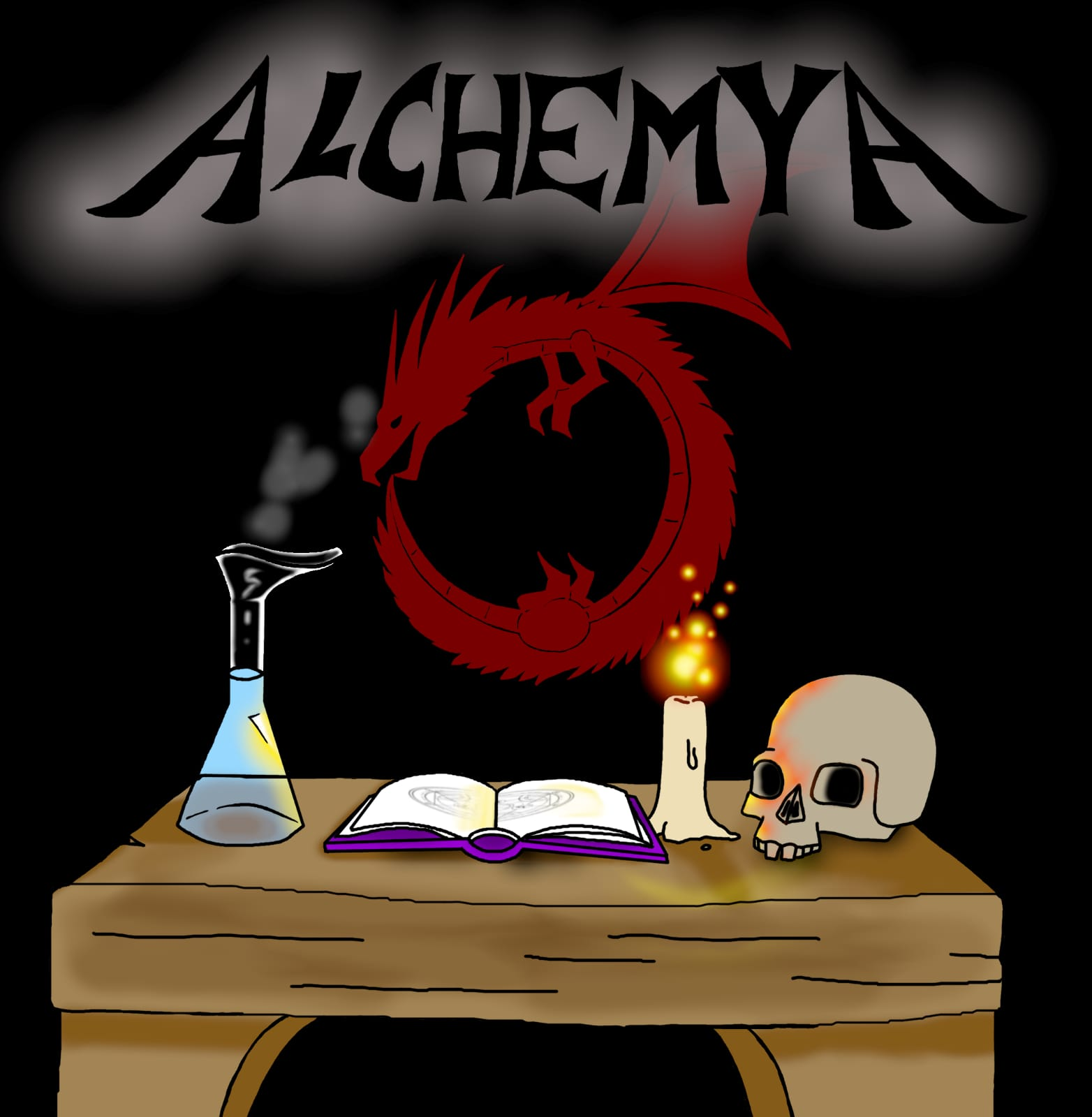 Alchemya: IRDA @ Discord Roleplay Day