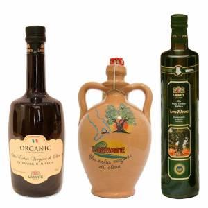 LABBATE - olio, vino, olive, vasetti, pasta
