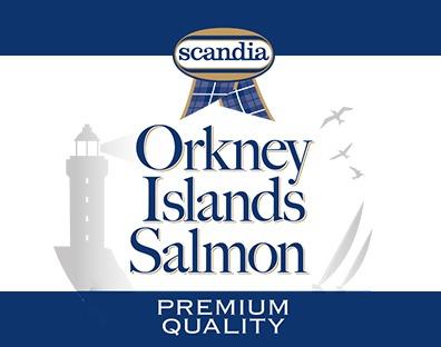 Nuova Linea Orkney Islands Salmon Dalle Acque Limpide Delle Isole Orcadi