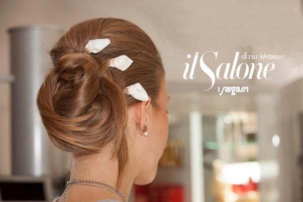 #ilsalonediviamessina-#isargassi-#capellilunghi#hairstylist#sposa#ifiori