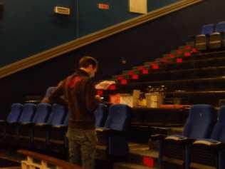 nuove poltrone al cinema Silvio Pellico (2)