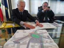 26012015 fagioli lonardoni presentano cantiere piazzale Borella (2)