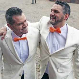 Edoardo e Bruno- unione civile